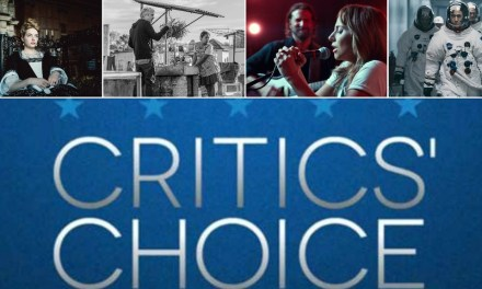 Los Nominados a los Critics' Choice