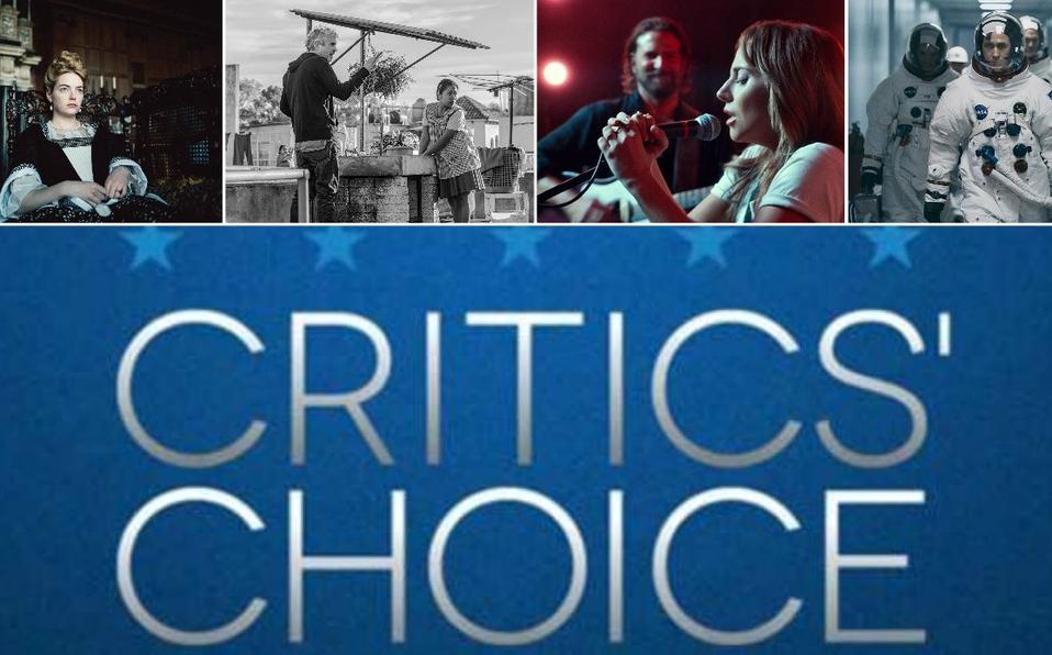 Los Nominados a los Critics' Choice
