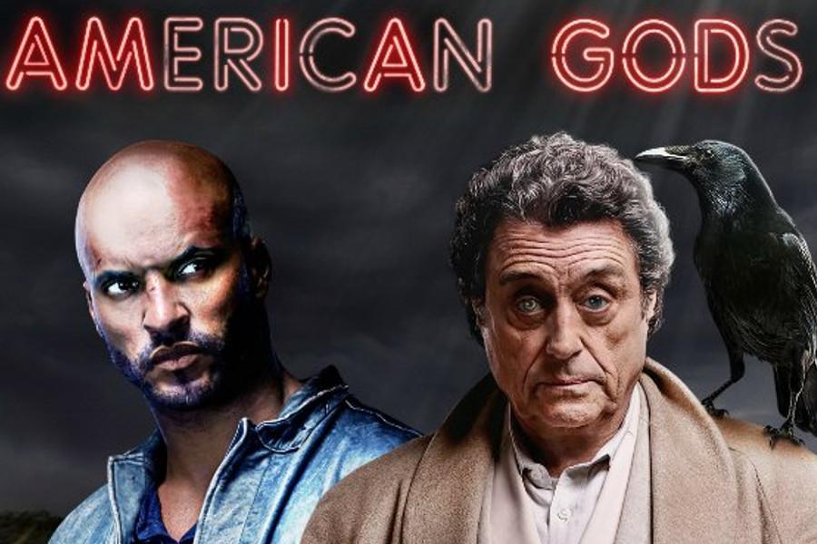 Los primeros minutos de American Gods