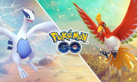 Pokémon GO: Lugia y Ho-Oh aparecerán para los logros de investigación