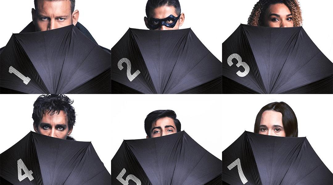 Netflix presentó el primer tráiler de The Umbrella Academy