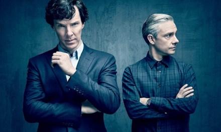 La temporada 5 de Sherlock ya está en proceso