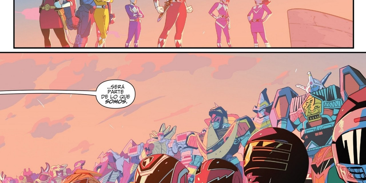 [Power Rangers Shattered grid 06] Desvanecidos