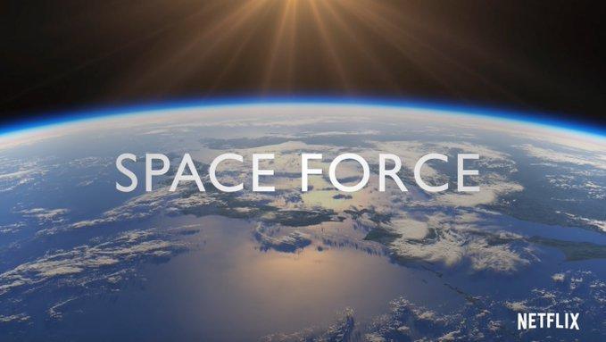 Space Force podría tener más de una temporada