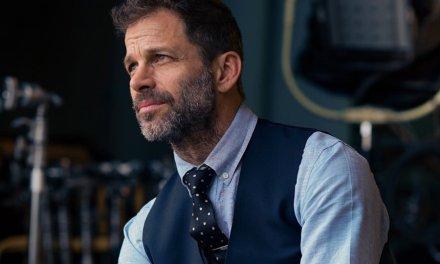 Zack Snyder cuelga la capa para una nueva película de Netflix