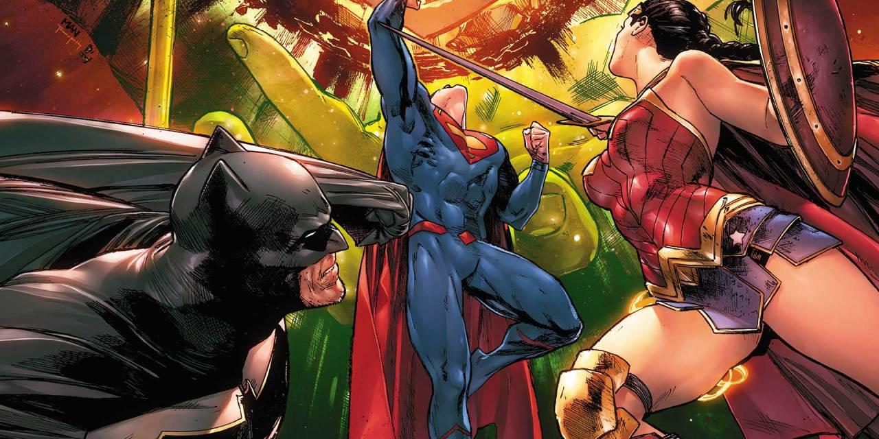 [Especial DC] Rebirth 01: Las claves para entender el primer número