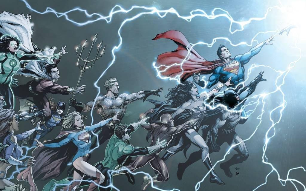 [Dc Rebirth] Qué es, de dónde viene y para adónde va lo nuevo del universo DC