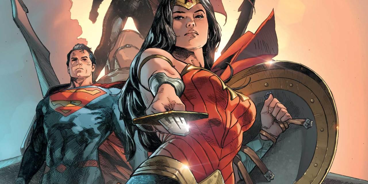 [DC Rebirth] Wonder woman, Batman & Superman: