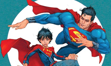 [DC Rebirth] Hijo de Superman