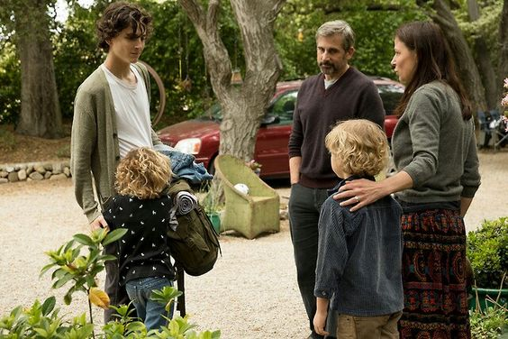 "[Reseña] ""Beautiful Boy"": Dolorosamente tierna"