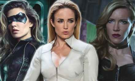 Caity Lotz regresa a Arrow para un especial episodio basado en Birds of Prey