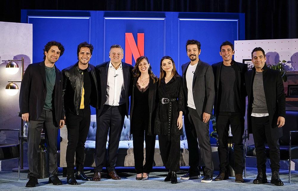 Netflix expande su presencia en México