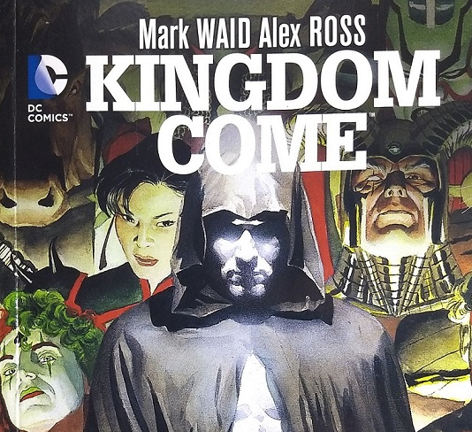 DC Históricos: Kingdom come Parte 1