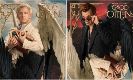 Pongan play al opening de Good Omens