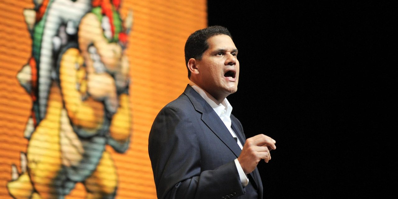 Reggie Fils-Aime abandonará la presidencia de Nintendo of America a partir de abril