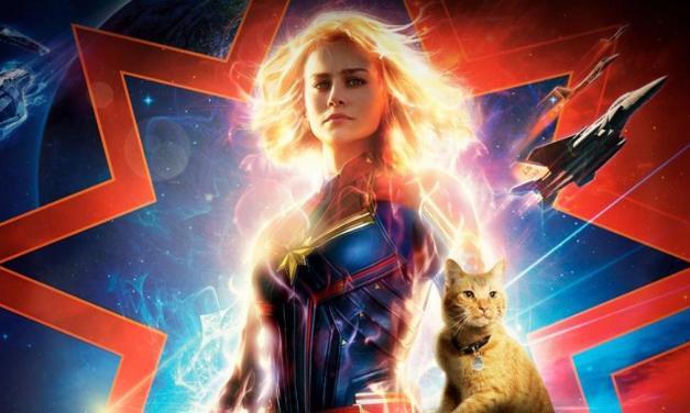 """[Reseña] """"Capitana Marvel"""" Todo lo que esperas y más"""