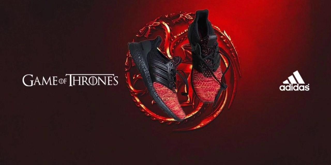 Inmuebles muerte voz  Se acerca el invierno! Las nuevas zapatillas Adidas basadas en Game of  Thrones | Canal Freak