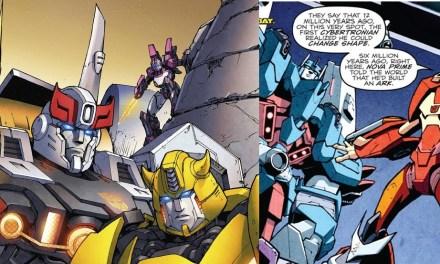 [Transformers especial] Dos caminos
