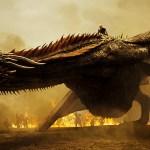 #ForTheThrone Drogon es parte del nuevo póster de Game of Thrones