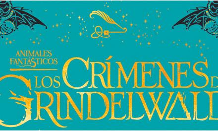 ¡Lumos máxima! ¡Llega a las librerías «Los crímenes de Grindelwald»!