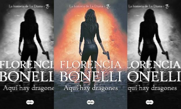 [Reseña Libro] Aquí hay dragones de Florencia Bonelli: la guerra, la ira y la redención