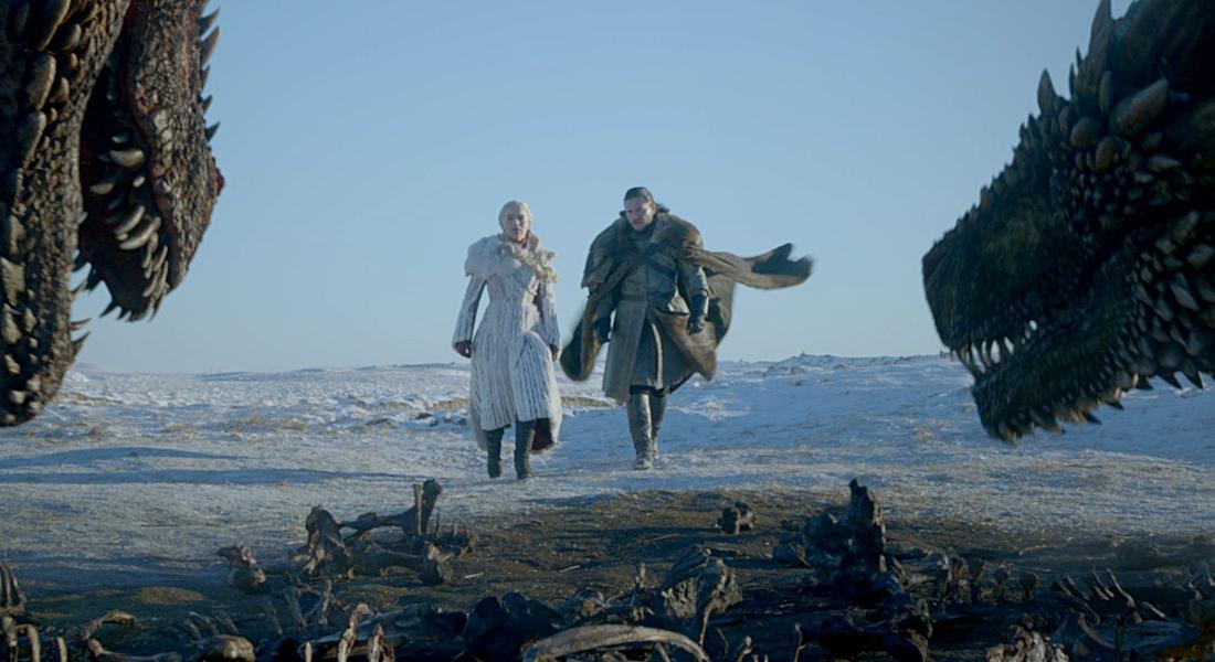 #ForTheThrone ¡El invierno ya está aquí con un pequeño teaser de Game of Thrones!