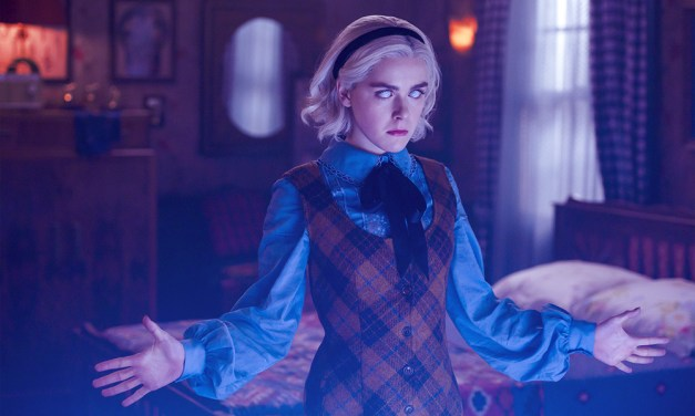 La muerte rondará a la casa de los Spellman en la tercera temporada del mundo oculto de Sabrina