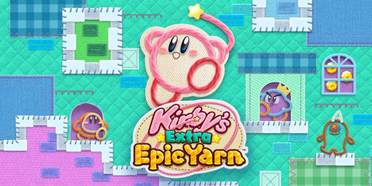 [RESEÑA] Kirby's Extra Epic Yarn