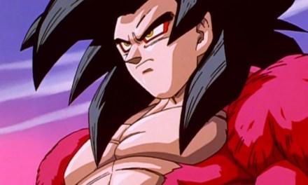 Gokú con su fase de Super Saiyan 4 también será parte de Dragon Ball Fighter Z