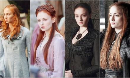 #ForTheThrone Porcelana, marfil y acero: el largo camino de Sansa Stark