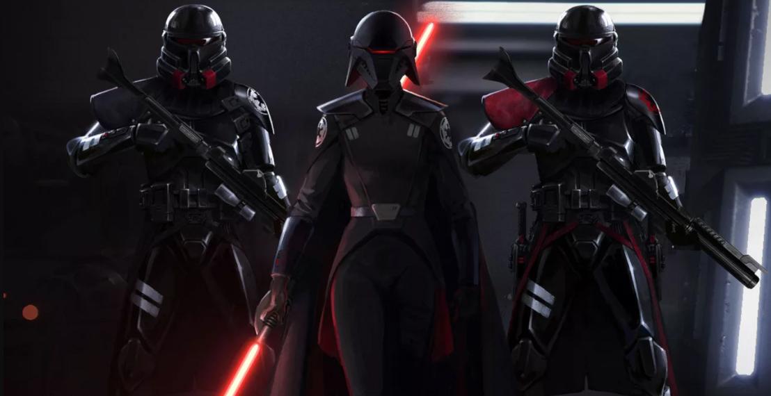 Pongan play al gameplay de Star Wars Jedi: Fallen Order