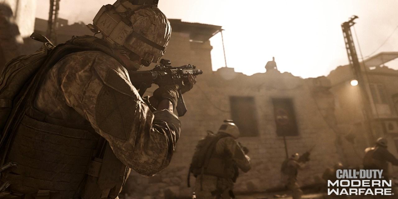 Call of Duty: Modern Warfare será el nuevo COD y el primero con crossplay
