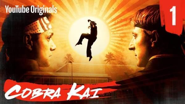 Cobra Kai: serie de Youtube se renueva para tercera temporada y  la  liberarán de pago