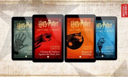 ¡Accio libros! Llegarán nuevos libros de Harry Potter