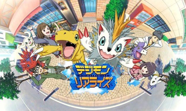 ¿Qué creen? Digimon ReArise podría llegar a Occidente