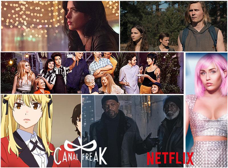 Las novedades de Netflix para junio