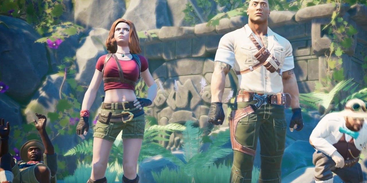 ¡La jungla y la aventura esperan! ¡Tendremos videojuego de Jumanji!