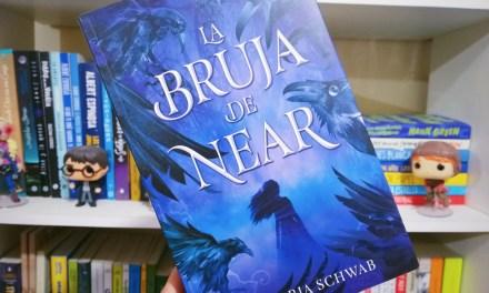 [Reseña-Libro] «La Bruja de Near» de Victoria Schwab