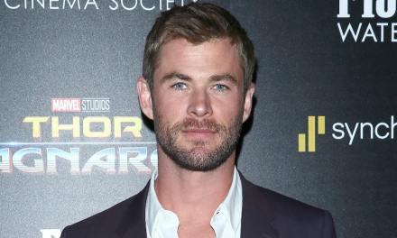 Tendremos Thor para rato: Chris Hemsworth habría renovado contrato con Marvel