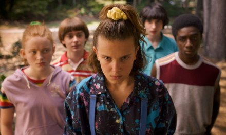 El elenco se reune en este video exclusivo de Stranger Things 4