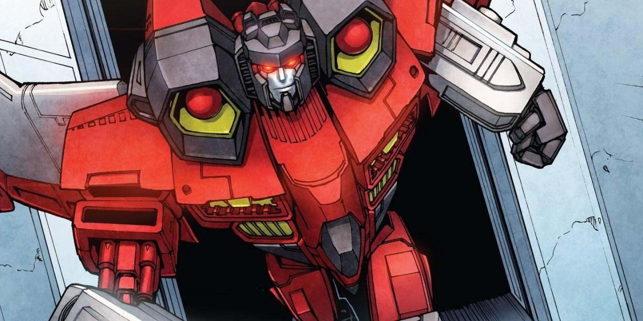 [Transformers] Dark Cybertron 01