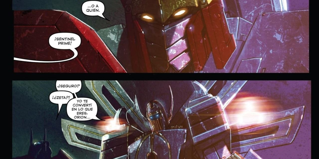 [Transformers] Dark Cybertron 03