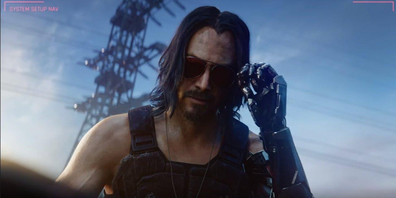 Noticias de la E3: Keanu Reeves estará presente en Cyberpunk 2077