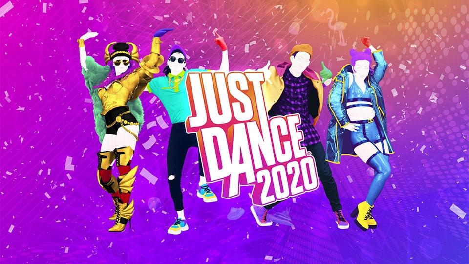 Noticias desde la E3: ¡Se viene el Just Dance 2020….! ¡Y PARA LA NINTENDO WII!