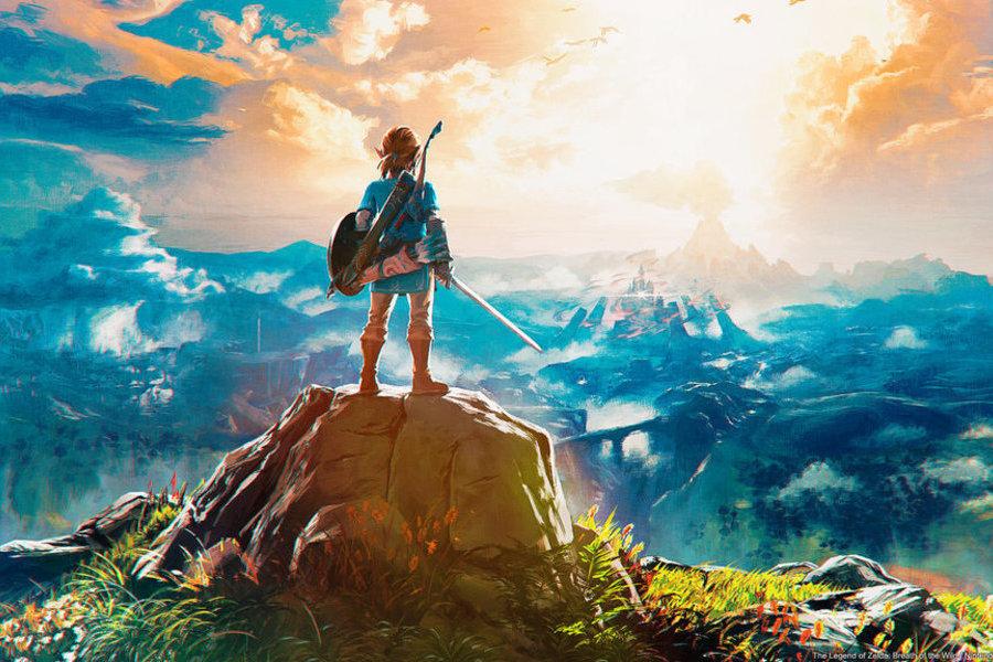 Noticias desde la E3: ¡Tendremos secuela para Zelda: Breath of the wild!