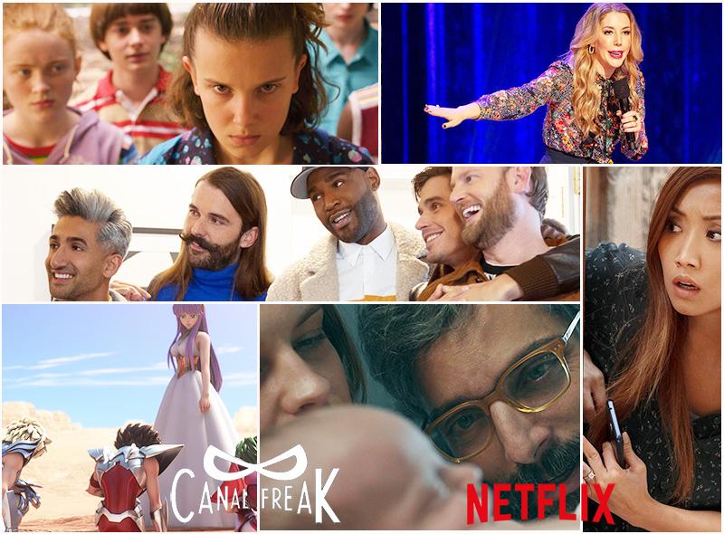 ¿Frío y lluvias? Disfruta de las novedades que tiene Netflix en julio