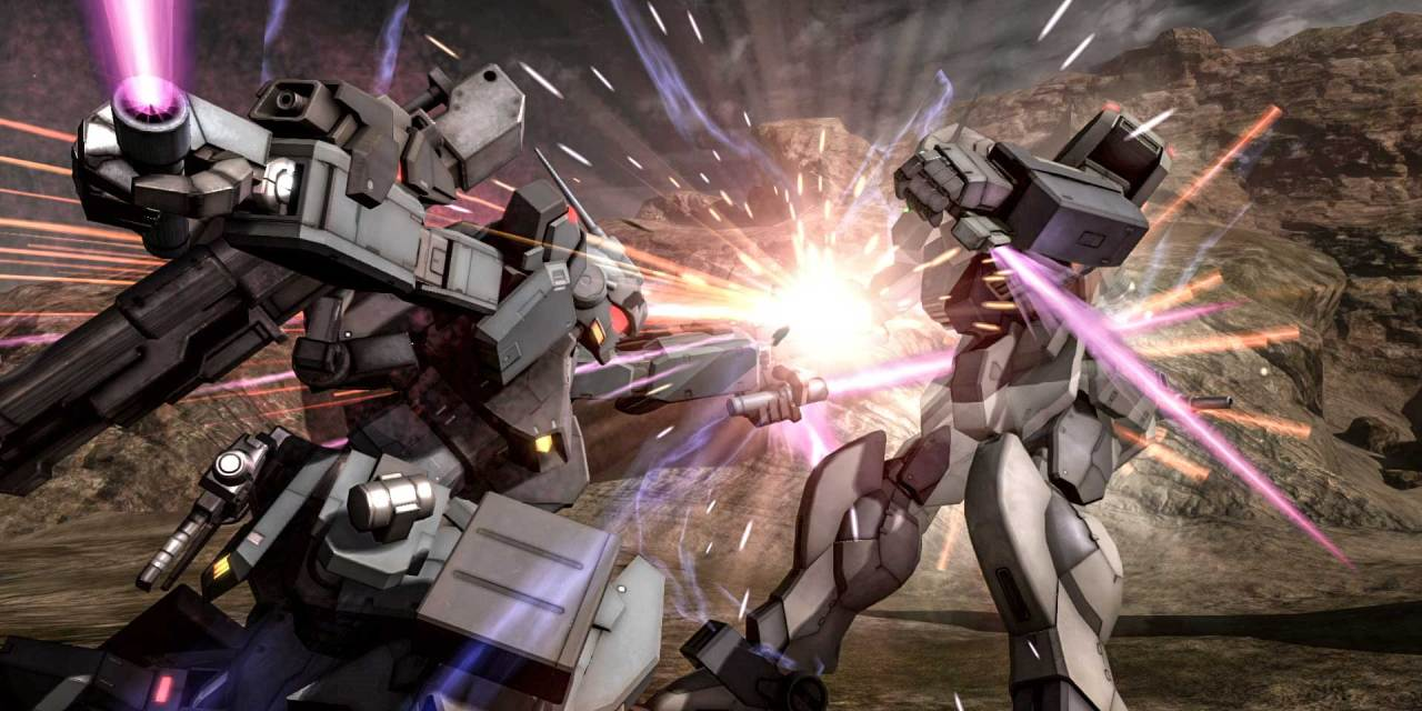 Mobile Suit Gundam Battle Operation 2 debutará en América