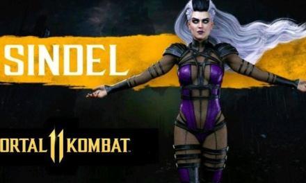 El primer acercamiento a Sindel en Mortal Kombat 11