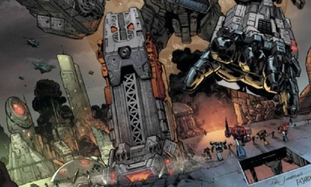 [Transformers] Dark Cybertron 04