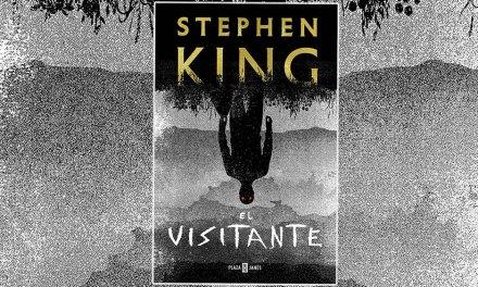 El nuevo thriller de Stephen King, «El visitante» ya está aquí